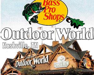 Bass Pro Shops Print Design