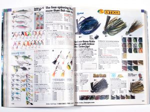 Page layout: BPS Catalog