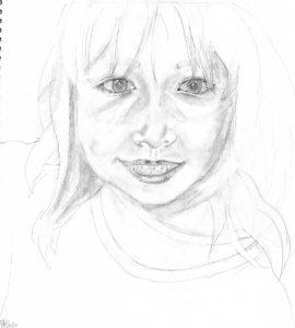 Girl Sketch