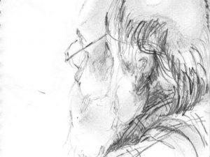 Old Man Study
