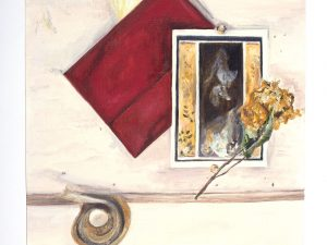trompe l'oeil Oil Painting
