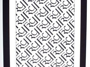 Typography Hand-Inked Art
