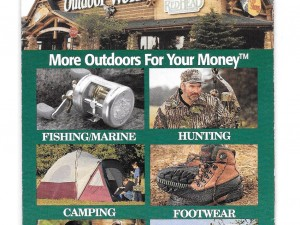 Outdoor World Brochure