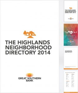 Great Southern Neighborhood Directory 2014
