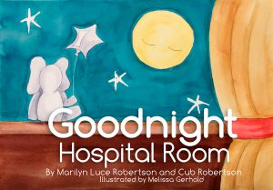 Goodnight Hospital Room Cover Art