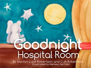 Book Illustration: Goodnight Hospital Room